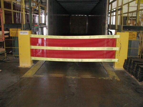 Dok-Guardian Loading Dock Barrier