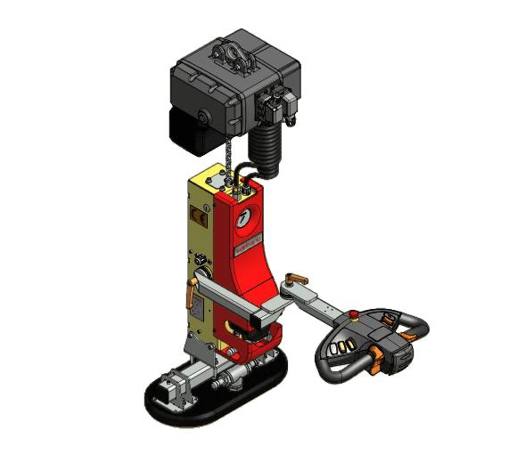 Barbaric B1 MINI uniWood Vacuum Lifter