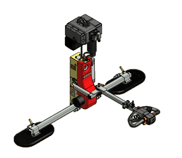 Barbaric B3 uniWood Vacuum Lifter