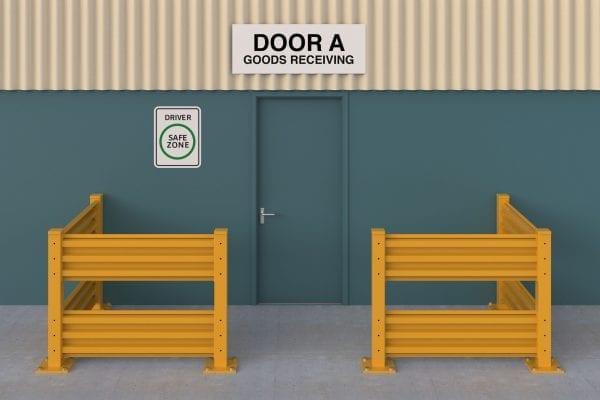 Drivers Waiting Area Kit DWA1