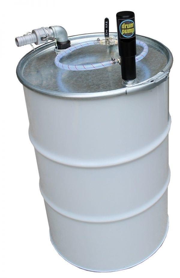 Drum Pump Fast Fluid Recovery Vacuum 4