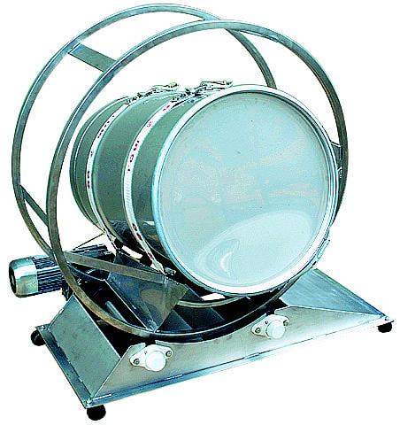 Drum Tumbler Mixer hero
