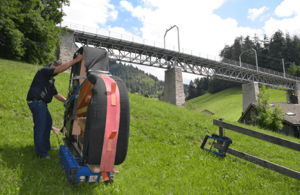 E Z Climber Speedy Standard Application 5