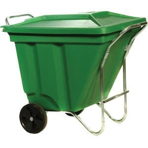 Gho Cart Waste Bin Trolley