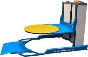 EZ-OFF Pallet Positioner