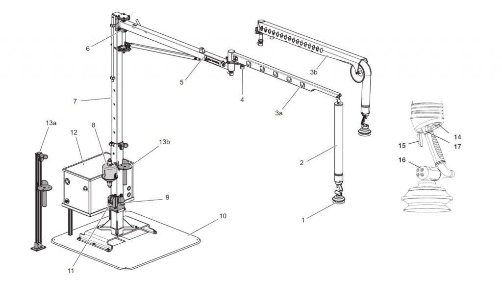 EasyCrane Parts