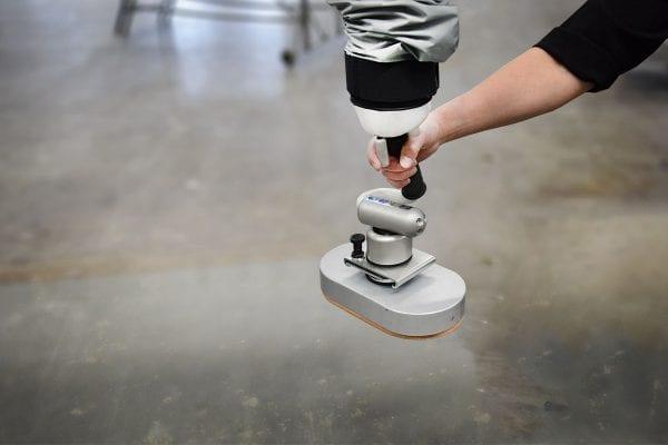EasyCrane Vacuum Cup Plate