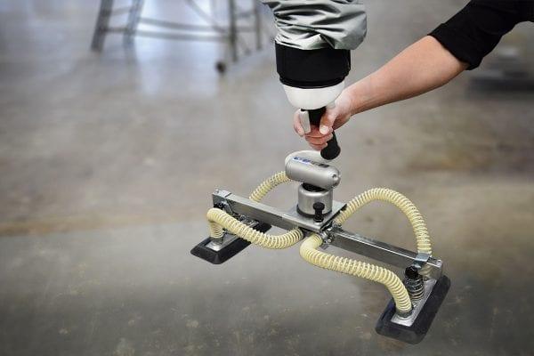 EasyCrane Vacuum Cup Plates