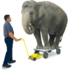 Elephant CartMover Yellow