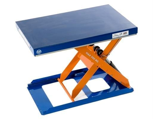 Eurolift Scissor Lift Tables Low Profile Scissor