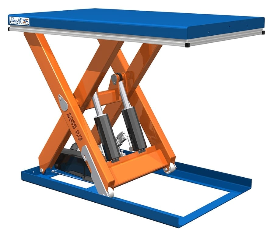 Eurolift Scissor Lift Tables Single Scissor