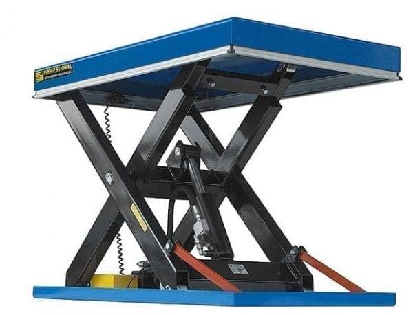 Eurolift Static Scissor Tables