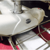 Evo Bed Mover and Crescent Trolley attaches easily