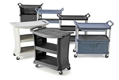 Executive Service Cart full range
