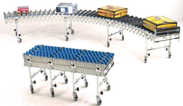 Extendaflex Expandable and Flexible Conveyor