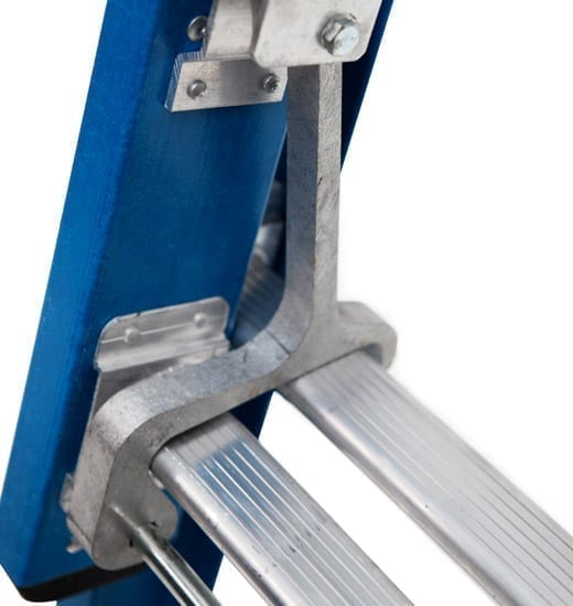 Extension Ladders Professional Punchlock FG FXN with Vee Rung 2