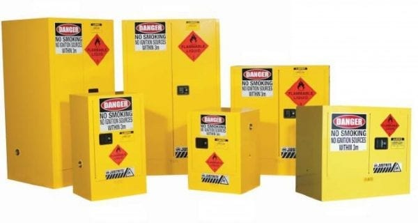 Flammable Safety Storage Cabinets FAMILY