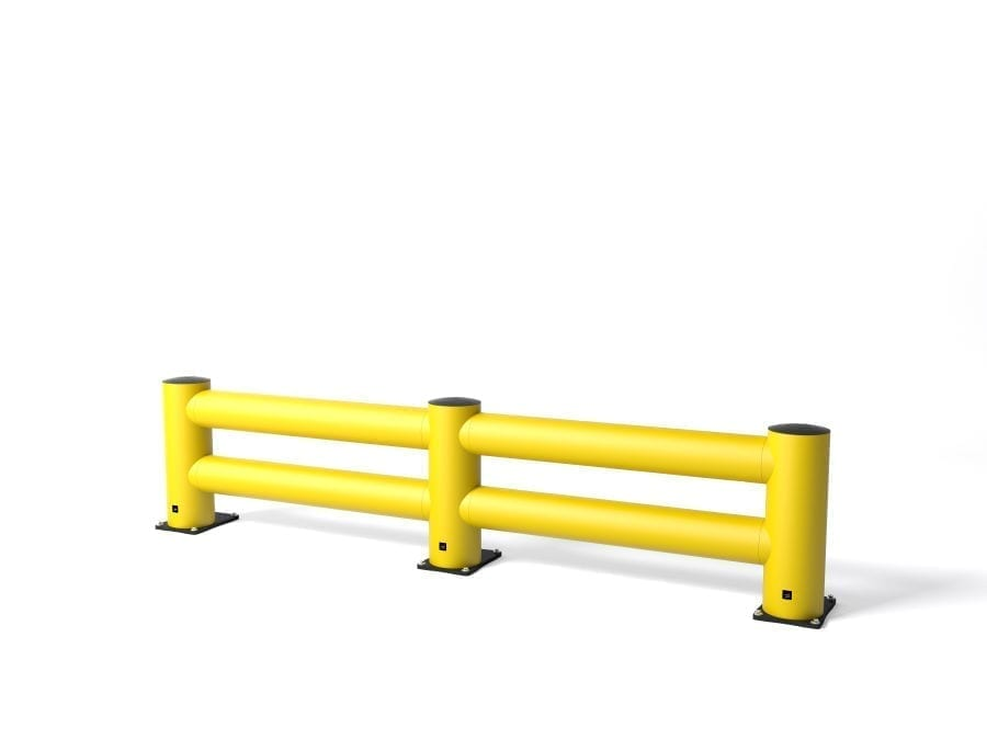 Flex Impact ATLAS airport Traffic Barrier TB Double Super