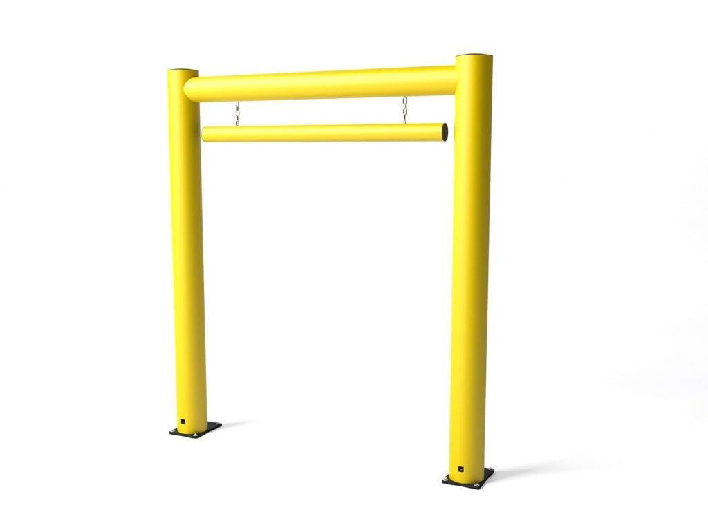 Flex Impact Goal Post