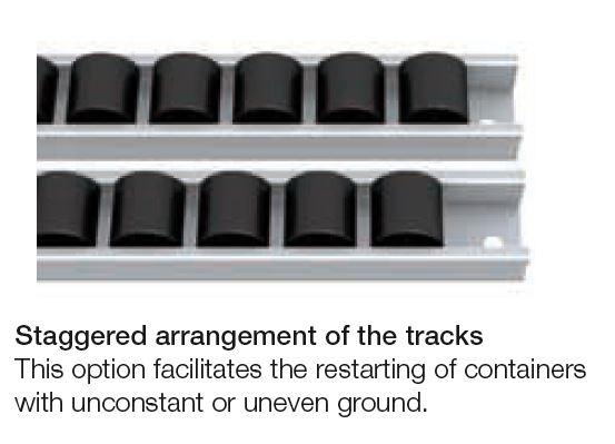 Floway Gravity Wheel Conveyor Track 9