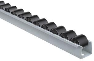 Floway Gravity Wheel Conveyor Track