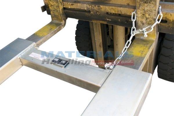 Forklift Drum Rotator 7