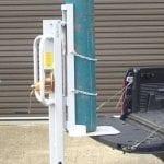 Gas Bottle Lift Trolley
