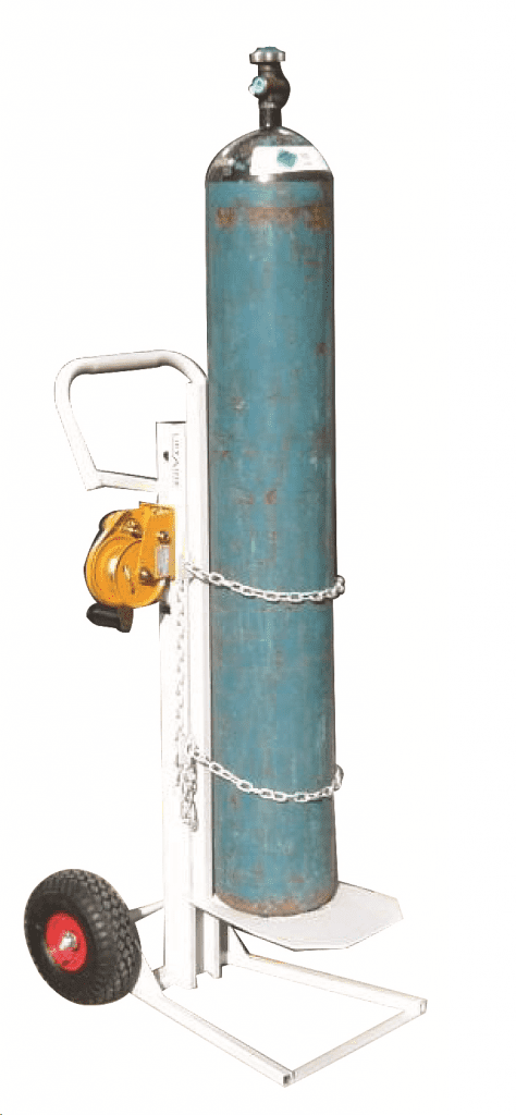 Gas Bottle Lift Trolley