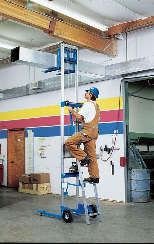 Genie Lift Manual Materials Lift