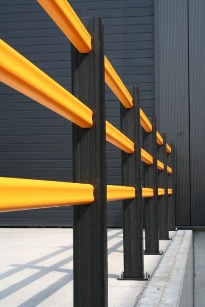 Flex Impact Handrails
