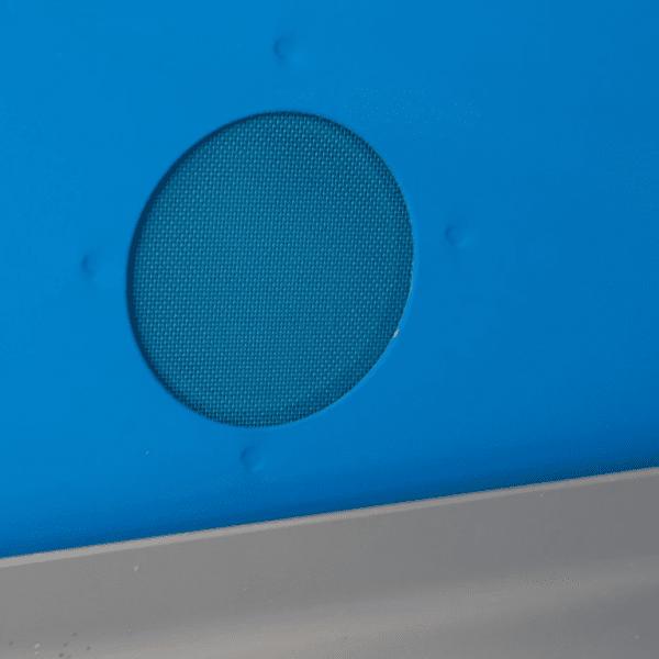Heavy Duty Dangerous Goods Storage Cabinets ventilation