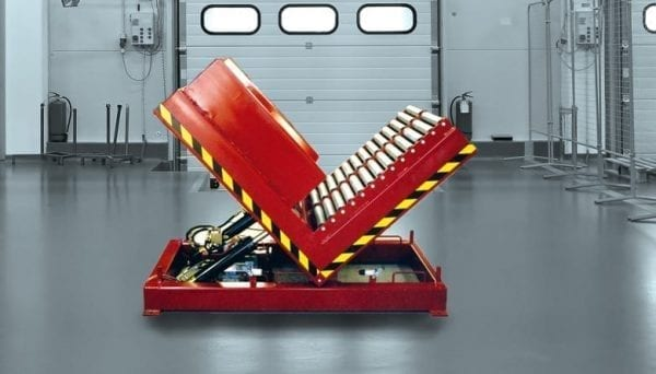 Hydraulic Product Tilters