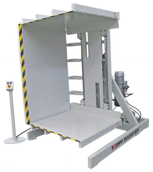 Toppy Floor Level Pallet Inverter