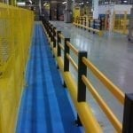 Flex Impact Traffic Barriers Plus
