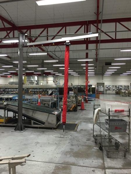 Vaculex TL at Postal Centre