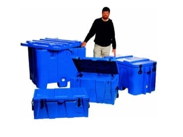 Insulated Coll Bins various