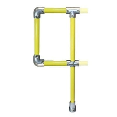 Interclamp Safety Guard Railing