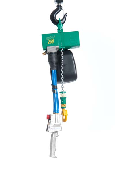 JDN Mini Economy Air Hoists 1