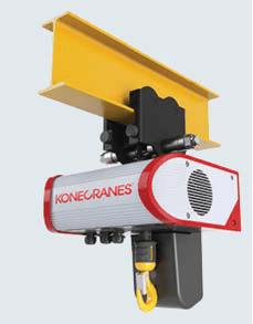 Kone Electric Chain Hoists - Materials Handling on