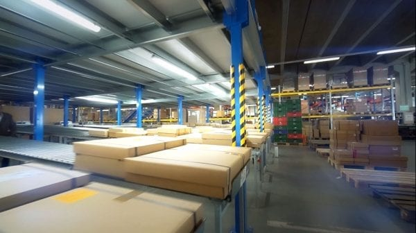 Knuffi Bumper Guards Application Packaging Facilities