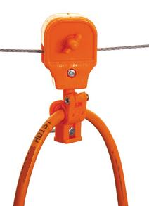 Roller Hanger System Materials Handling