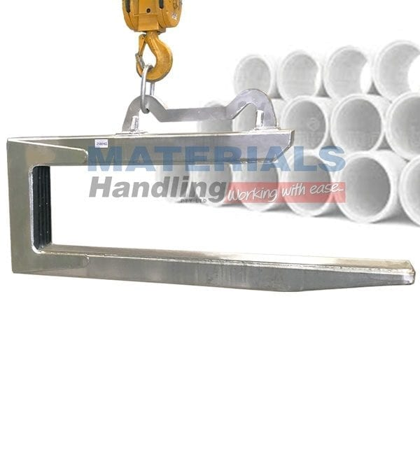 LCQM250 Concrete Pipe Lifter 4