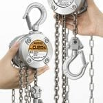 LCX Series Chain Hoists