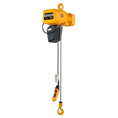 LER2 Kito Electric Chain Hoist