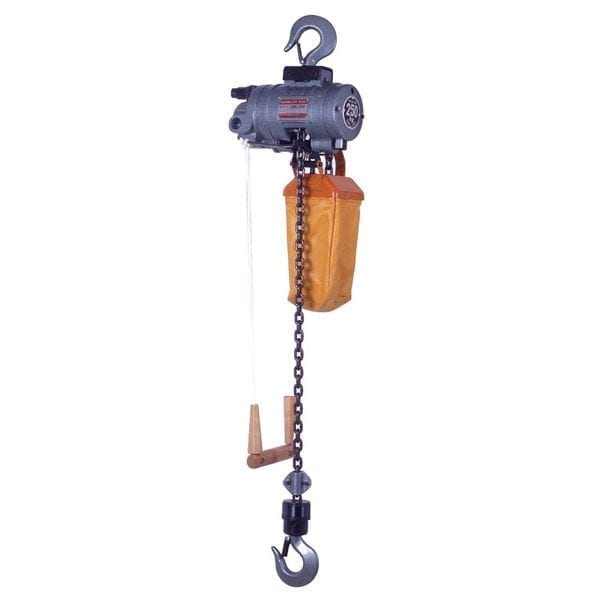 LRHL250 Air Powered Chain Hoists