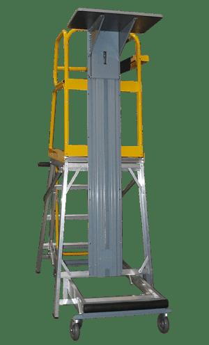 Lift-Truk Order Picking Ladder
