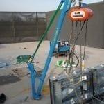 Porta-Davit 500 Crane
