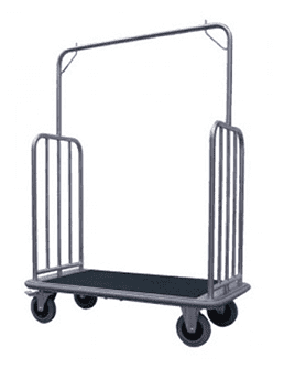 Garment and Luggage Trolley BWHLG1C