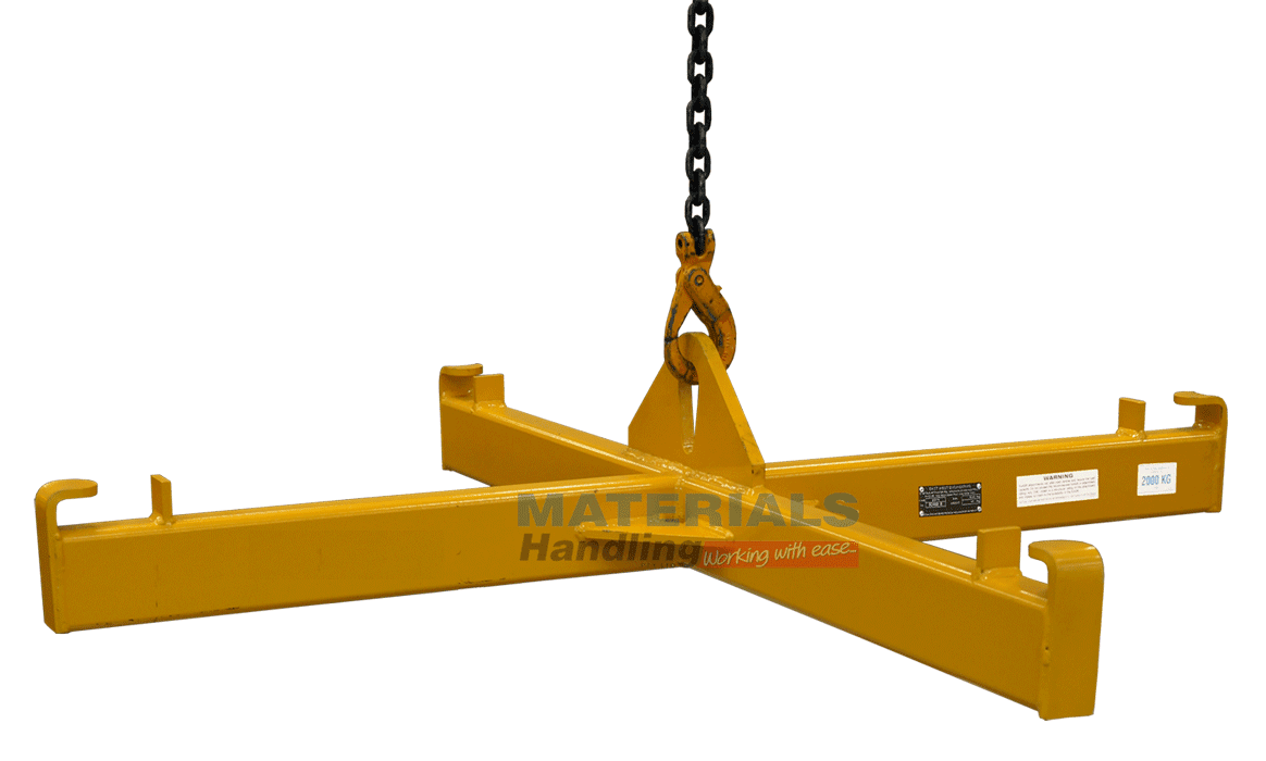 MBBF4 Bulk Bag Lifting Frame