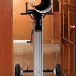 Multi Purpose Material Lifter MBD180 navigating doorways